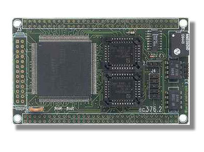 ec376 Module with its MC68376 Chip